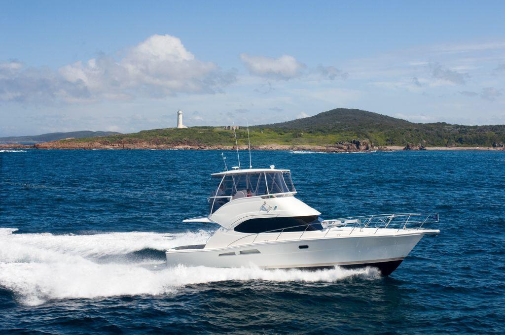 Riviera 41 (Pêche)