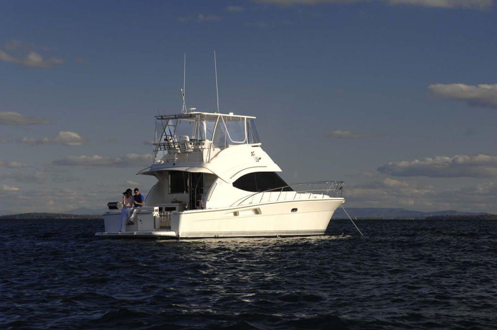 Riviera 45 (Motor Yacht / Pêche)