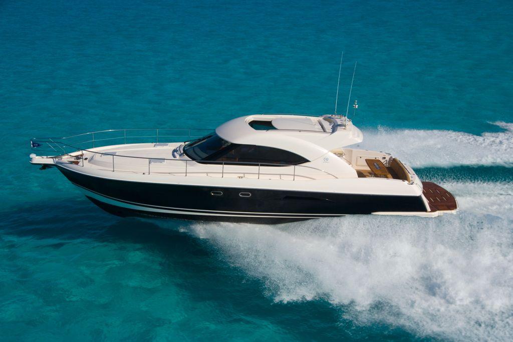 Riviera 4700 SY (Motor Yacht)