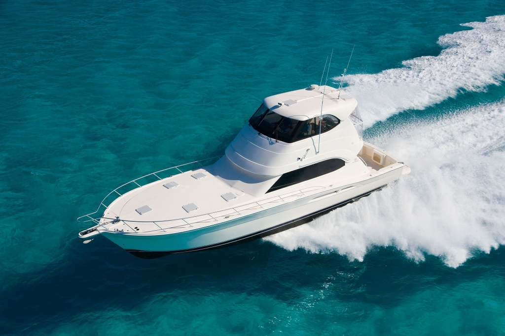 Riviera 51 Enclosed SII (Motor Yacht / Pêche)