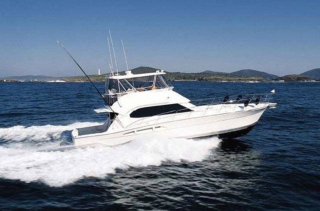 Riviera 51 (Pêche / Motor Yacht)