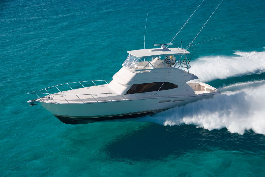 Riviera 58 (Motor Yacht / Pêche)