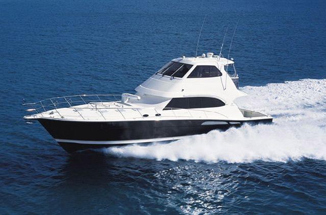 Riviera 60 (Pêche / Motor Yacht)