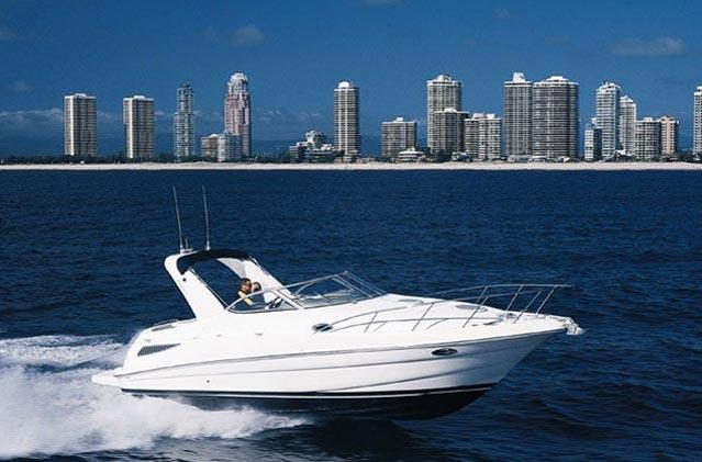 Riviera M290 Sport Cruiser (Day cruiser)