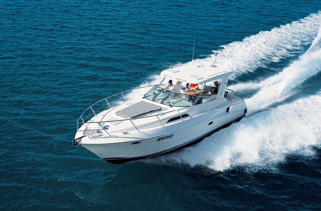 Riviera M360 Sport Cruiser (Day cruiser)