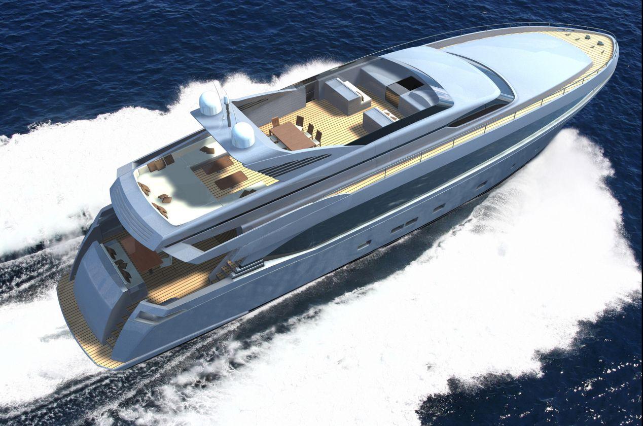 Rizzardi RCustom 105 (Motor Yacht)