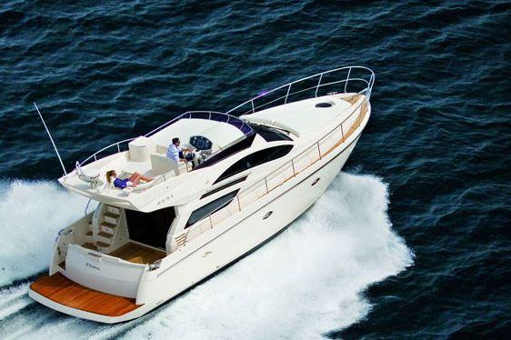Rodman Muse 44 (Fly / Power Boat)