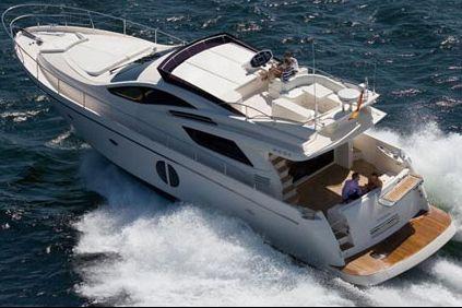 Rodman Muse 54 (Fly / Motor Yacht)