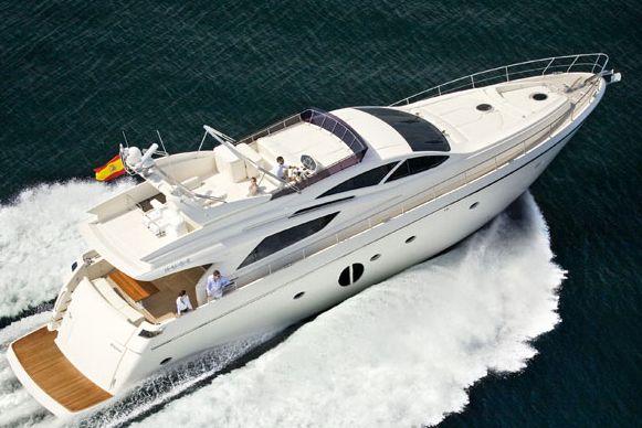 Rodman Muse 74 (Fly / Motor Yacht)