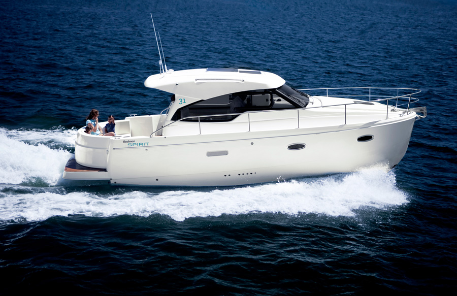 Rodman Spirit 31 (Power Boat)
