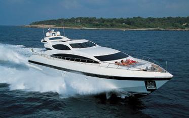 Mangusta Yachts Mangusta 105 (Motor Yacht)