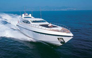 Mangusta Yachts Mangusta 108 (Motor Yacht)