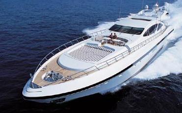 Mangusta Yachts Mangusta 130 (Motor Yacht)