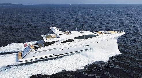 Mangusta Yachts Mangusta 165 (Motor Yacht / Open)