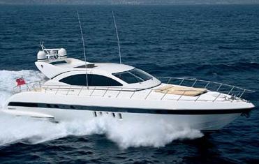 Mangusta Yachts Mangusta 72 (Open / Motor Yacht)