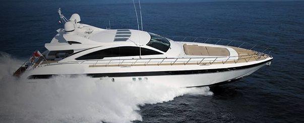 Mangusta Yachts Mangusta 80 HT (Motor Yacht)