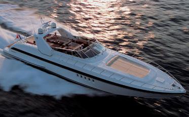 Mangusta Yachts Mangusta 80 (Open / Motor Yacht)