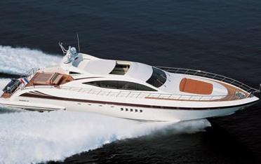 Mangusta Yachts Mangusta 92 (Open / Motor Yacht)