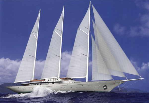 Royal Huisman <strong>Athena</strong> (Sailing Yacht)