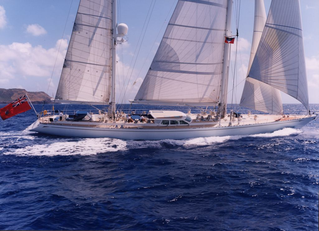 Royal Huisman <strong>Cyclos III</strong> (Sailing Yacht)