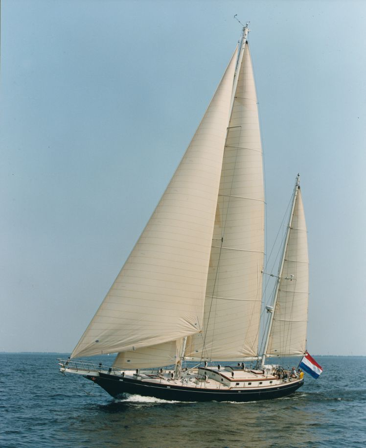 Royal Huisman <strong>Deneb of Rye</strong> (Sailing Yacht)