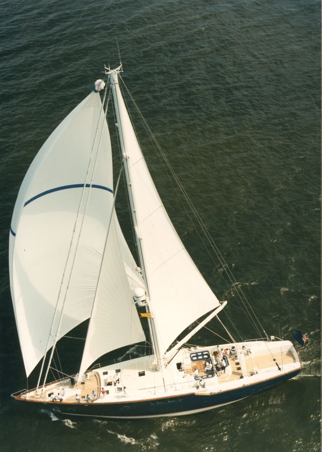 Royal Huisman <strong>Diamond for Ever - ex Acharne</strong> (Voilier)