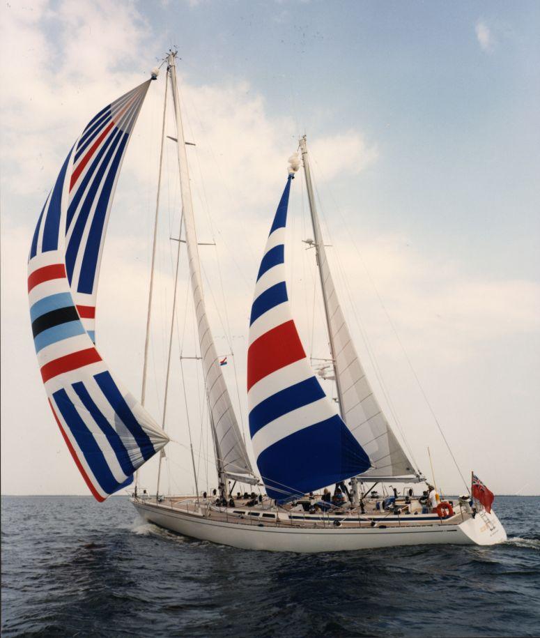 Royal Huisman <strong>Ebb Tide</strong> (Sailing Yacht)