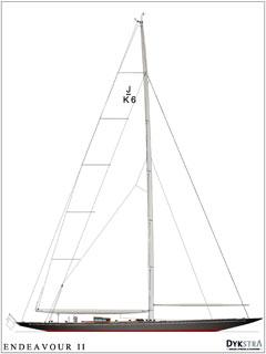 Royal Huisman <strong>Endeavour II</strong> (Sailing Yacht)