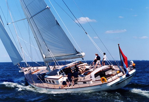 Royal Huisman <strong>Foftein II</strong> (Voilier)