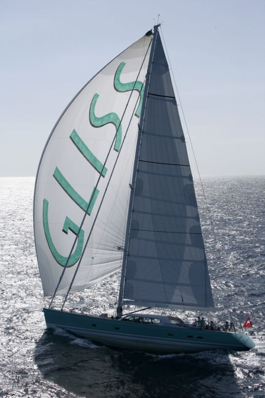 Royal Huisman <strong>Gliss</strong> (Voilier)