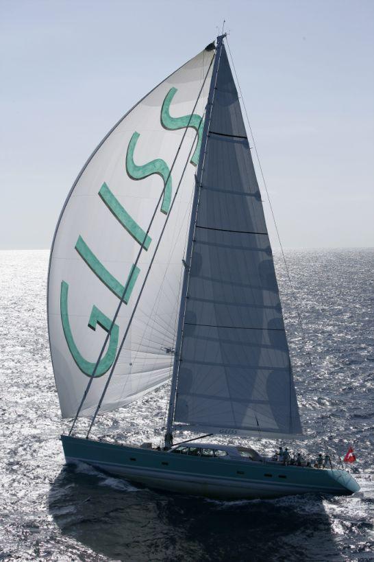 Royal Huisman <strong>Gliss</strong> (Sailing Yacht)