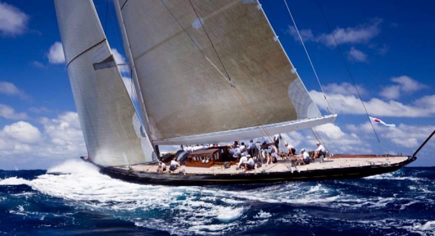Royal Huisman <strong>Hunaman</strong> (Sailing Yacht)