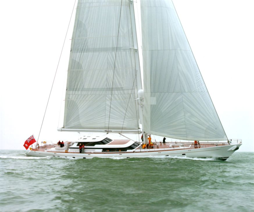 Royal Huisman <strong>Hyperion</strong> (Voilier)