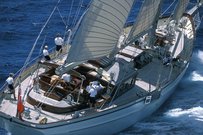 Royal Huisman <strong>Lethantia - ex Borkumriff III</strong> (Sailing Yacht)