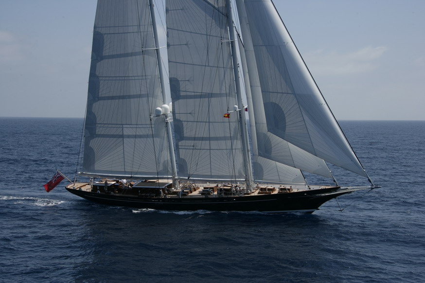 Royal Huisman <strong>Meteor</strong> (Voilier)