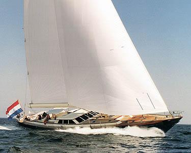 Royal Huisman <strong>Pamina</strong> (Sailing Yacht)