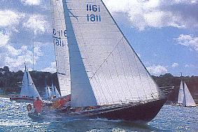Royal Huisman <strong>Pinta I</strong> (Sailing Yacht)