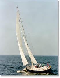 Royal Huisman <strong>Sayonara</strong> (Sailing Yacht)