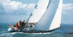 Royal Huisman <strong>Struntje V</strong> (Sailing Yacht)