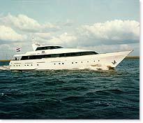 Royal Huisman <strong>Thor III</strong> (Motor Yacht)