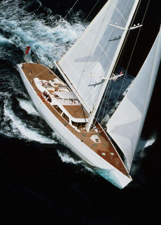 Royal Huisman <strong>Unfurled</strong> (Sailing Yacht)