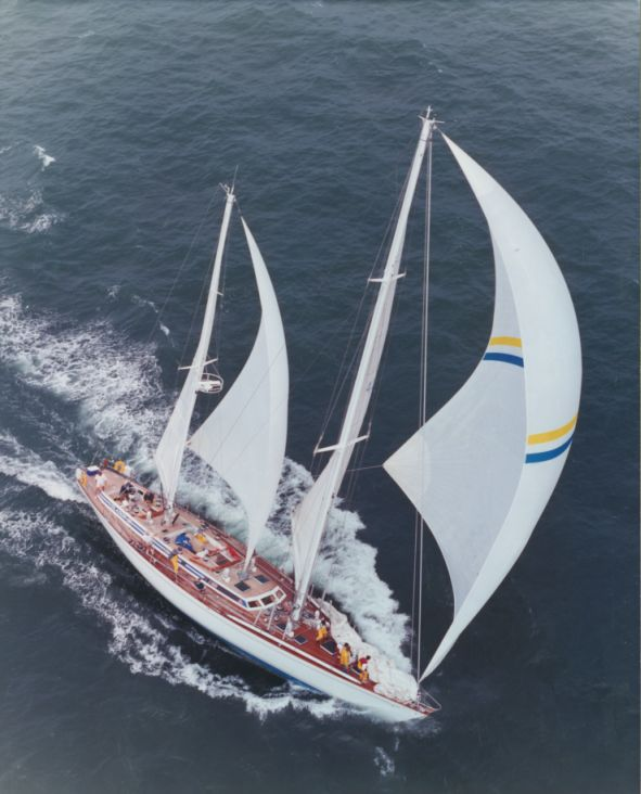 Royal Huisman <strong>Volador</strong> (Sailing Yacht)