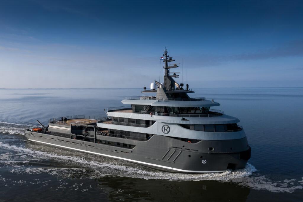 Royal Niestern Sander <strong>Ragnar - ex Sanaborg</strong> (Motor Yacht)