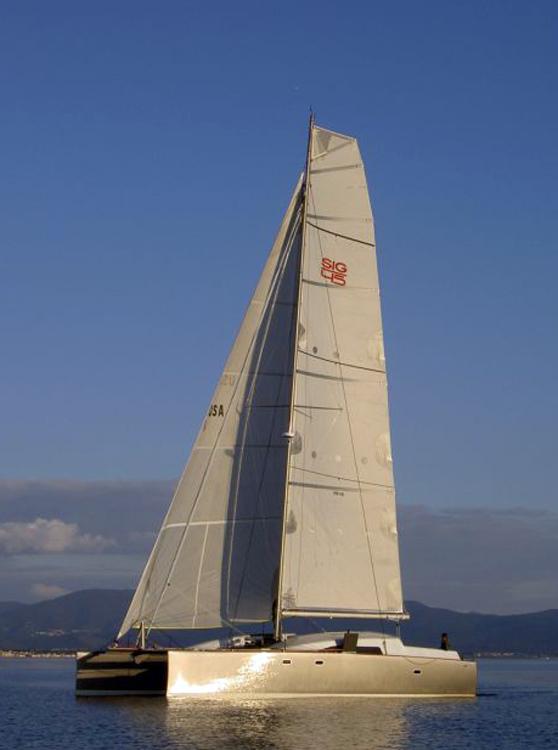 Le Breton Yachts SIG 45 (Voilier)