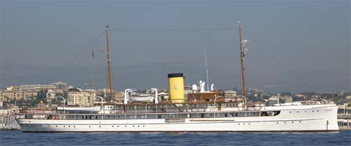 Great Lakes Engineering Works <strong>Delphine</strong> (Motor Yacht)