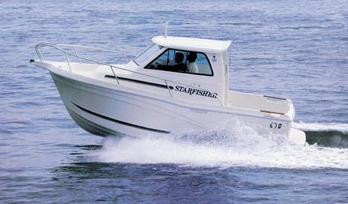 St Boats 670 (Pêche)