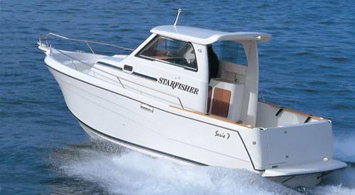 St Boats 760 (Pêche)