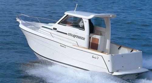 St Boats 780 Sedan (Pêche)