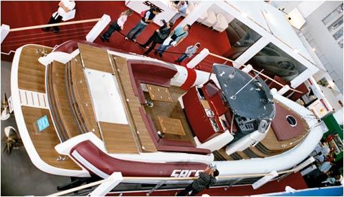 Sacs Indaco S50 (Day cruiser)