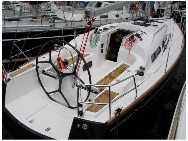 Salona 34 (Sailing Yacht)